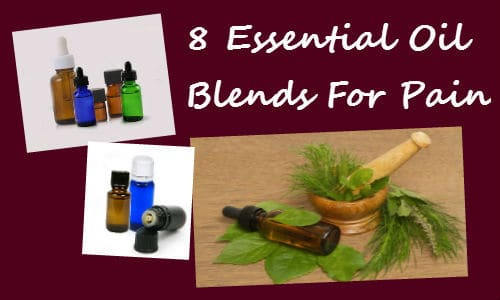 Oil Blends For Pain 2